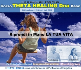 Stage THETA HEALING Dna Base